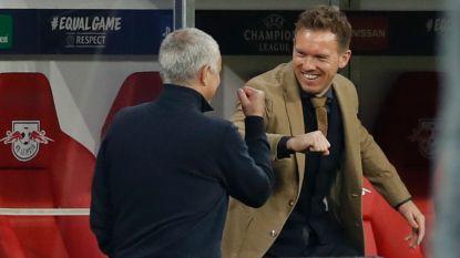 In Bundesliga laten ze niets aan het toeval over: vieren met elleboog en voet, uitteam wint indien fans toch opdagen
