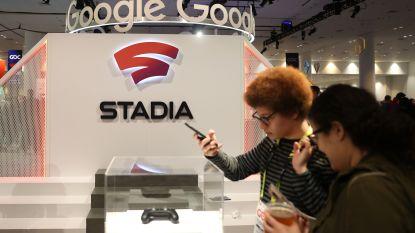 Belgische studio maakt een van eerste spelletjes voor gamedienst Google
