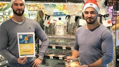 AD Delhaize verkoopt spaghetti(saus) voor mensen met beperking