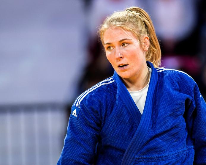 Kim Polling begint met hoge verwachtingen aan het EK judo.
