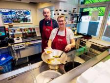 Niet langer 'Friet zonder Lies': frietbakster weer aan de slag in Esbeek