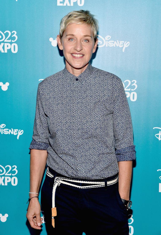 Ellen DeGeneres Beeld Getty