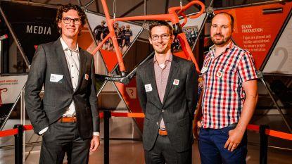 """Belgen ontwikkelen revolutionaire fietskader: """"Dit kan de fietsenbranche voorgoed veranderen"""""""