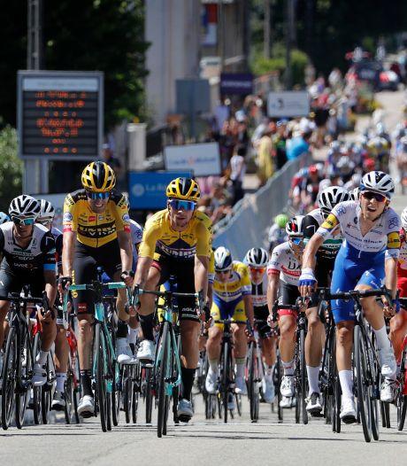 Dumoulin vierde in eerste etappe Tour de l'Ain