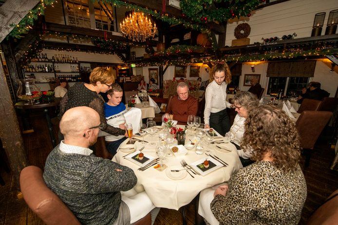 Over de Tong ging eten bij Novice in Vierhouten.
