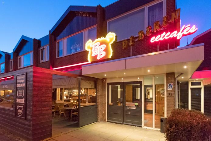 Restaurant De Beren in Woerden.