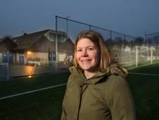 Een voetbalvereniging met een vrouwelijke voorzitter? Bij VV Diepenheim is iedereen eraan gewend