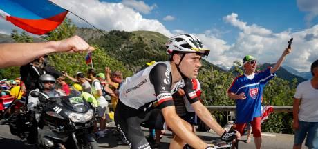 Dumoulin: Ik verkloot het in de sprint