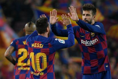Spelers van FC Barcelona wilden contract laten herzien, om zo Neymar te kunnen terughalen