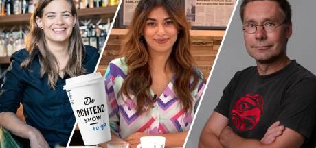 Zaak terreurverdachten, onvrede over Eredivisietijden en beste bartender in De Ochtend Show to go