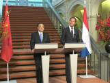 Chinese premier: Grenzen open voor Nederlandse bedrijven