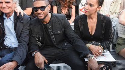 """Usher vraagt officieel scheiding aan: """"Maar we blijven innig verbonden"""""""