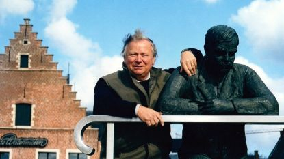 """Beeldhouwer Valeer Peirsman overlijdt net voor 88ste verjaardag: """"Temse is één groot openluchtmuseum met zijn werk"""""""