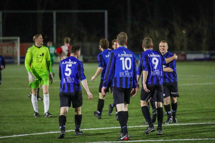 Archiefbeeld Lierop - FC Cranendonck.