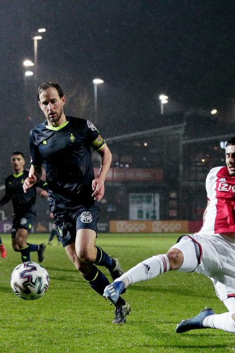 Samenvatting | Jong Ajax - Telstar