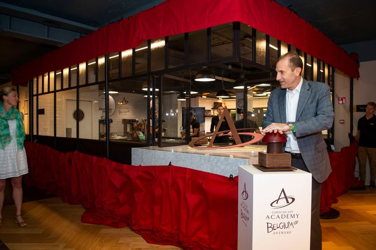 Officiële opening Chocolate Academy Center