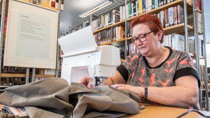 Aandacht voor naaimachines en groene vingers  in Repair Café