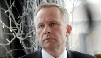 Bestuurder Letse Centrale Bank verdacht van afpersing