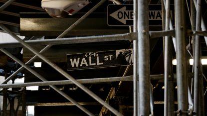 Wall Street kleurt rood: techsector krijgt opnieuw klappen