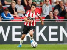 Lozano voor recordbedrag van PSV naar Napoli