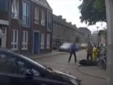 Twee tips over compleet uit de hand gelopen verkeersruzie Zwolle, aanrijding meegewogen