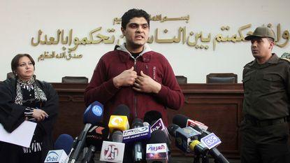 """Egyptische arts vrij voor uitvoeren """"maagdenproef"""""""