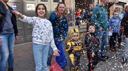 IN KAART: In deze Vlaamse gemeenten is confetti gooien verboden