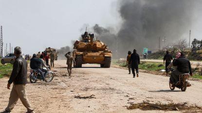Turkije beperkt troepenbewegingen in Syrië door coronacrisis