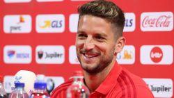 """Dries Mertens: """"Als je tegen Nederland balverlies lijdt, heb je een probleem"""""""