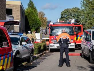 Veertiger overleden bij korte maar hevige woningbrand