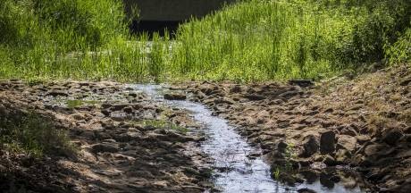 Primeur in Limburg: waterschap scherpt regels waterverbruik uit beken aan