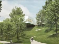 Museum gebouwd als een brug; Museum Arnhem schuift nieuwe vleugel over stuwwal