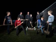 Hechte groep jeugdbielemannen hakt voor eerste Gelderse titel