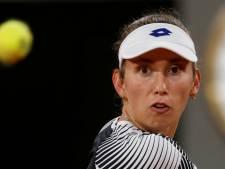 Blessée à l'épaule, Elise Mertens déclare forfait pour Abou Dhabi