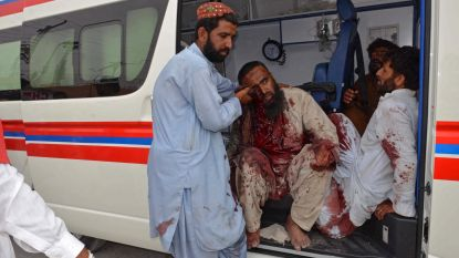 IS eist grootste aanslag van dit jaar in Pakistan op: minstens 128 doden
