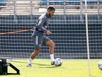 """Zidane geeft update over situatie Hazard: """"Blessure erger dan verwacht"""""""