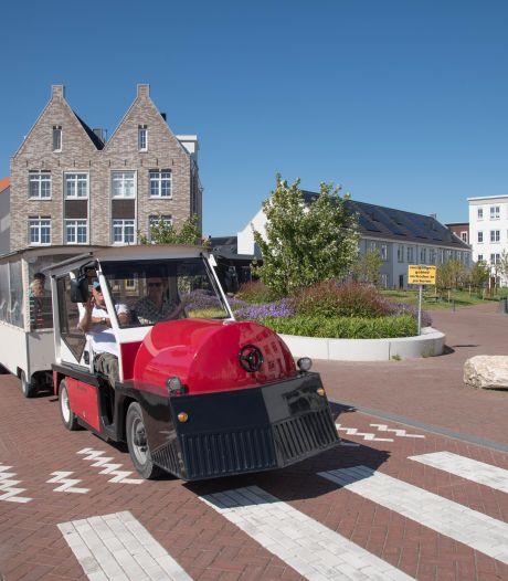 Harderwijks toeristentreintje keert ook volgend jaar terug, maar rijdt dan wel een andere route