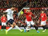 Liverpool verspeelt tegen Manchester United eerste punten