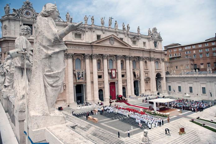 L'église Saint Pierre de Rome