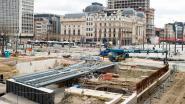 Stalen trambrug van 115 ton is technisch huzarenstuk