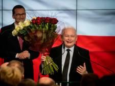 Regeringspartij PiS op winst bij Poolse parlementsverkiezingen