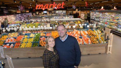 """Nieuwe Carrefour Market opent deuren aan Nieuwe Baan: """"Versmarkt neemt veertig procent van winkel in beslag"""""""
