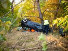 Automobilist (40) uit Drachten komt om bij ongeluk op A28 bij Epe