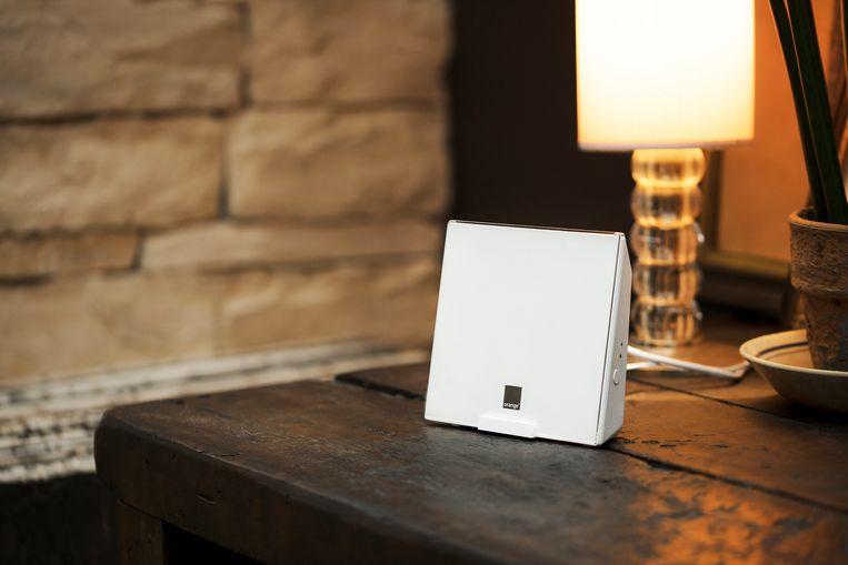 Het 'Mesh WiFi'-systeem van Orange.