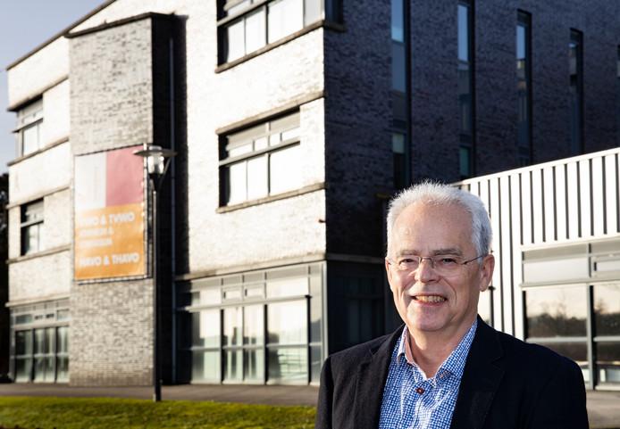 Ton Sliphorst neemt afscheid van het Sondervickcollege in Veldhoven