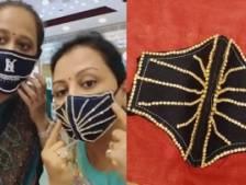 Cette bijouterie vend des masques en diamants près de 6.000 euros