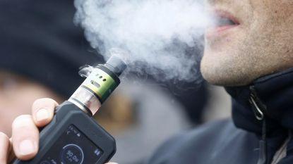 """Vijfde dode in VS door longziekte: """"Rook geen e-sigaret zolang onderzoek gaande is"""""""