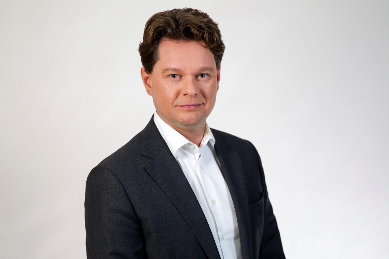 Marc de Jong, weerman bij RTL.