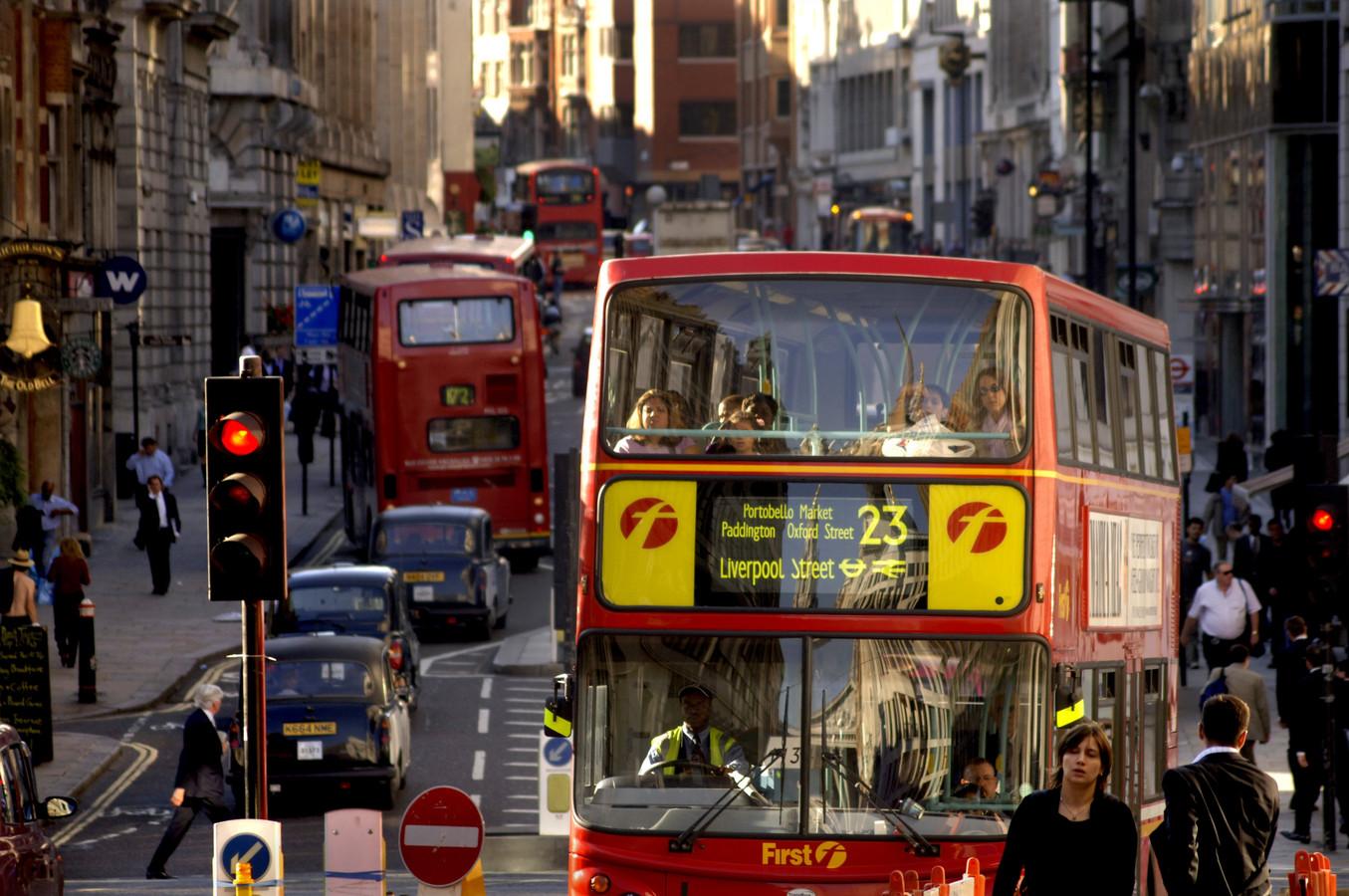 Engeland trekt minder toeristen.