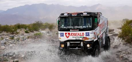 Riwald Dakar Team niet in Silk Way Rally